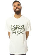 Men&#39;s The Ex&#39;ed Out Tee in White, T-shirts