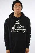 Men's The Braniac Hoody in Navy, Sweatshirts