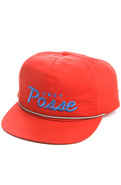Men&#39;s The Lo Posse Snapback in Orange, Hats