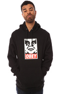 Men's The OG Face Sweatshirt in Black, Sweatshirts