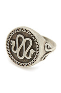 Men's The Snake Ring in Silver, Jewelry
