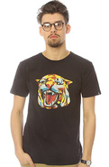 Men&#39;s The Tiger Tee in Black, T-shirts