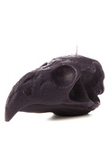 Unisex&#39;s The Bald Eagle Skull Candle in Black, Hou