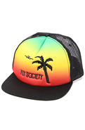 Men&#39;s The Escape Snapback in Black, Hats