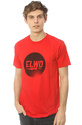 Men's The Voltage Tee in Red, T-shirts