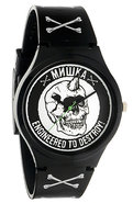 Men's The ETD Badge Watch in Black & White, Watche