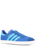 Men's The Gazelle 2 Sneaker in True Blue, Turquois