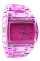 Unisex&#39;s The Destroyer Plastic Watch in Purple, Wa