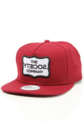 Men's The Always Crest Snapback in Cardinal, Hats