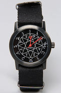 Men&#39;s The Necro Scout Watch in Black, Watches