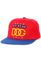 Men's The Slumdog Snapback in Red, Hats