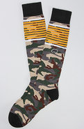 Men's The Camo High Socks, Socks