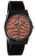 Men&#39;s The Pantone Watch in Tiger &amp; Black, Watches
