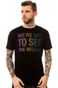 Men&#39;s The Trevail Tee in Black, T-shirts
