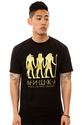 Men's The Anubis Tee in Black, T-shirts