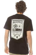 Men's The Reel 2 Reel Tee in Black, T-shirts