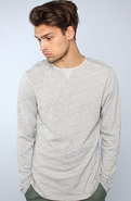 Men's The Elkhorn Tee in Heather Grey, Tops
