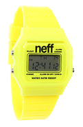 Unisex's The Flava Watch in Yellow, Watches