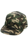 Men's The Expedition 5 Panel Hat in Field Camo, Ha