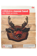 Unisex's The Inflatable Moose Head, Housewares
