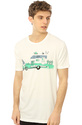 Men's The Roamers Premium Tee in White, T-shirts