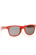 Men's The Keep Watch Sunglasses in Red, Sunglasses