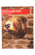 Unisex&#39;s The Inflatable Bear Head, Housewares