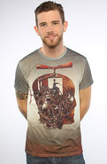 Men&#39;s The Flying Machine Tee, T-shirts