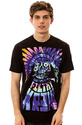 Men's The Zombie Regular Tee in Black, T-shirts