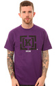 Men&#39;s The Bracket Regular Tee in Purple, T-shirts