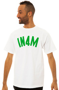 Men's The In4mr Tee in White, T-shirts