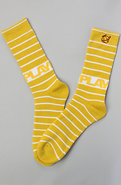 Men&#39;s The Horizon Socks in Mimosa, Socks