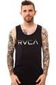Men&#39;s The Tri-Bar Tank Top in Black, Tank Tops