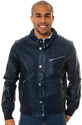 Men&#39;s The Live 2 Ride Jacket in Estate Blue, Jacke