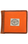 Men's The Detour Wallet in Orange, Wallets