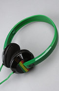 Unisex's The Uprock Headphones in Rasta, Headphone