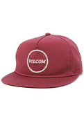 Men's The Cooter Fabric Cheese Hat in Cabernet, Ha