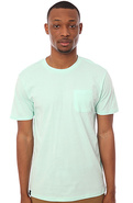 Men's The Basic Tee in Mint, Basic T-shirts