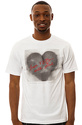 Men's The VGB With Love Tee in White, T-shirts