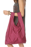 Women's The Standard Baggu Bag in Maroon, Bags (Ha