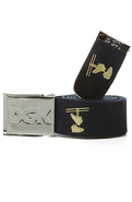 Men&#39;s The Iconic Belt in Navy, Belts