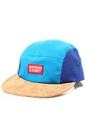 Men's The MGM Camp Cap in Teal, Hats