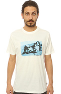 Men's The Pixxxel Tee in White, T-shirts