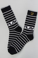 Men&#39;s The Horizon Socks in Dress Blue, Socks