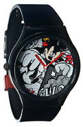 Men&#39;s The Mickey Comic II Prologue Watch in Black,