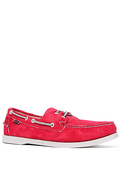 Men's The Docksides Boat Shoe in Merlot, Shoes
