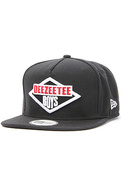 Men's The Deezeetee Boys Hat in Black, Hats