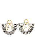 Women's The Tribal Earrings, Jewelry