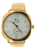 Women&#39;s The Oversized Vintage Watch in Gold, Watch