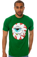 Men's The Stoney Baloney Tee in Green, T-shirts